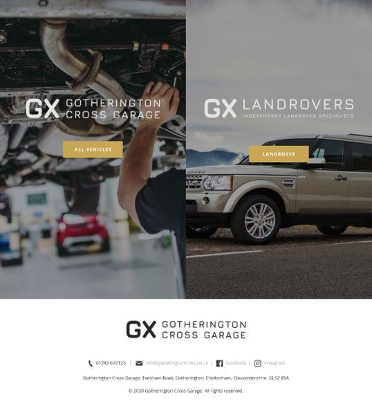 Gxlandrovers